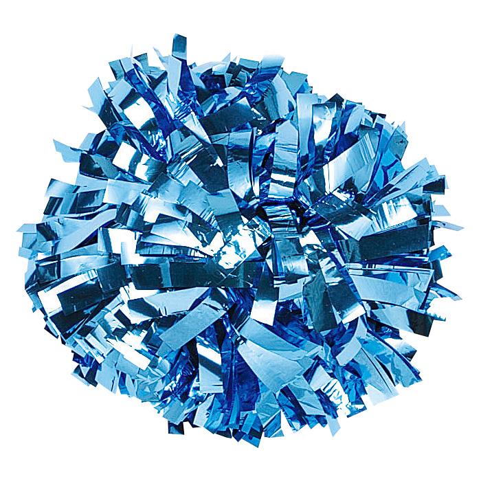 ヴィーナスポンポン 単色|No.106コロンビアブルー(メタリック)