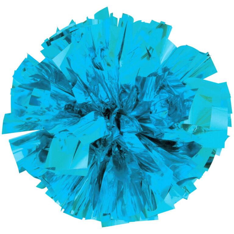 スターポンポン 1~4色MIX No.5 薄青