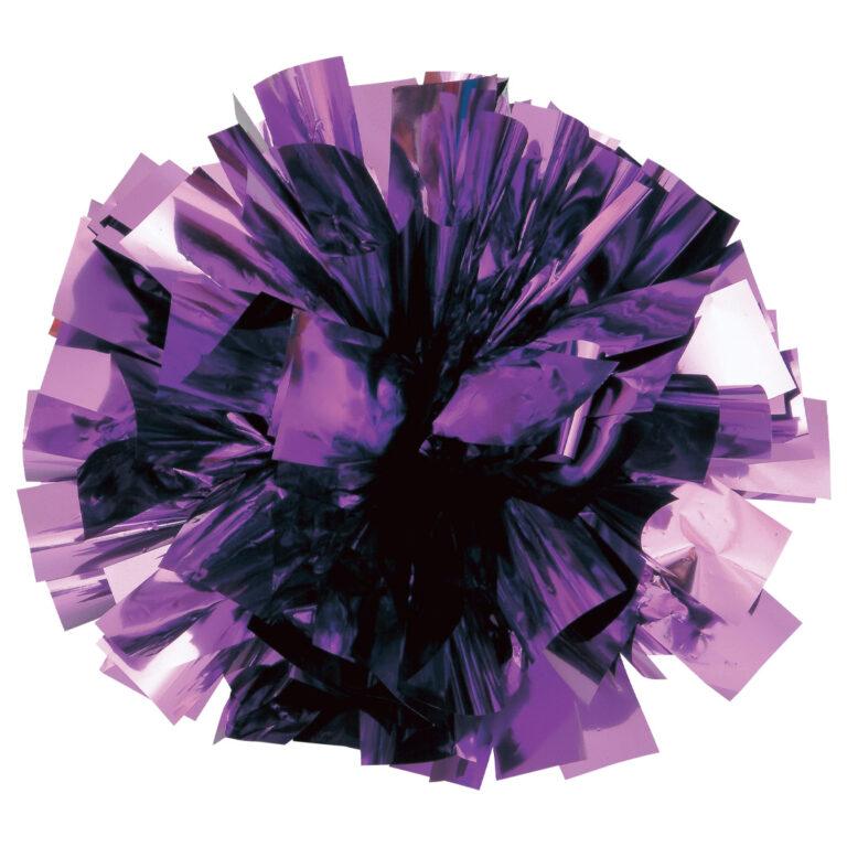 スターポンポン 1~4色MIX No.7 紫