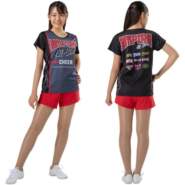 ラウンドネックTシャツ|オーダーデザインウェア