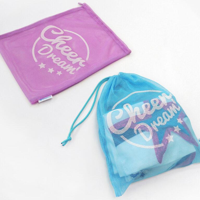 メッシュチア巾着(2枚セット)|インストック